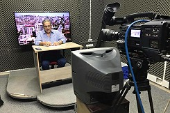 4D Media offers live broadcast TV studio production in Ramallah and Palestine.