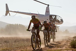 LiveU supplies video transmission solution for MTB race in South Africa.