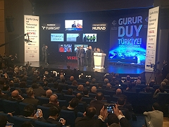 ACTA Medya produced Ultra HD video conference in Istanbul.