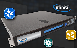 Adtec Digital launches the Afiniti video encoders.