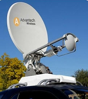 Advantech Wireless presents details of its Ultra HD solution for broadcast applications at NAB.