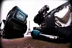 BG Television in Paris chooses LiveU as its IP bonding solution for live transmissions.