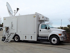 BG Television offers SNG satellite truck services in Miami, Florida.