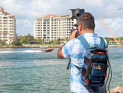 Live cellular video transmission solutions from BGTV in Miami.
