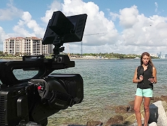 Live TV stand-up positions in Miami from BG Television.