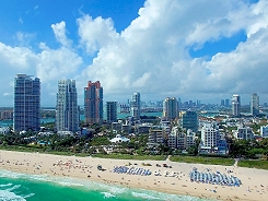 BGTV supplies satellite and cellular production and transmission services in Miami.