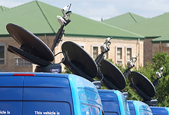 C-Comsat secures large order for satellite antennas in Africa.