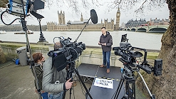 Celebro Live offers live stand-up positions in London using IP SNG and cellular uplinks.