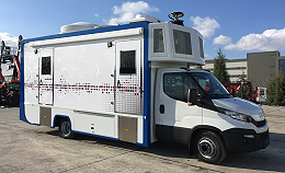 Gearhouse Broadcast launch DSNG/OB truck in Dubai for rent in Middle East.
