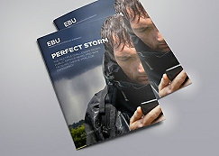 EBU launches quality journalism initiative called Perfect Storm.