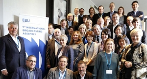 EBU delegates meet to discuss challenges facing world broadcasters.
