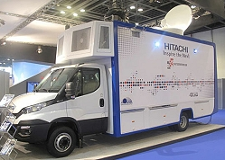 Hitachi to showcase its live broadcast production solutions at IBC.