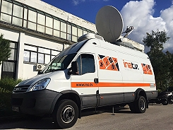 INA supplies OB van broadcast production facilities.