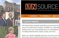 ITN news archive to be distributed by Getty Images.
