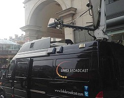 For sale: HD SNG satellite truck from Links Broadcast