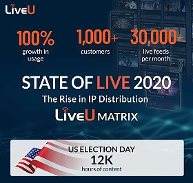 LiveU's State of Live 2020