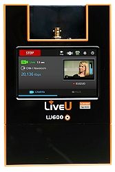 NRK in Norway upgrades to LiveU's LU600 units.