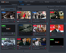 Preview of LiveU's broadcast video transmission solutions to be shown at IBC.