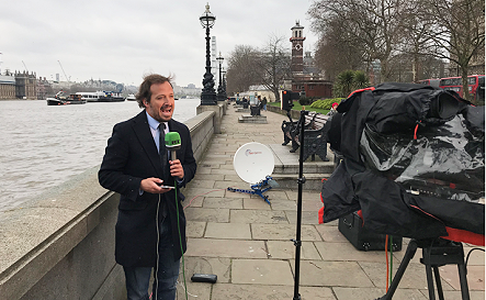 Media2000 offers LiveU and KA-sat uplink SNG truck facilities in London and UK.