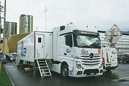 NEP Switzerland purchases second 4K/UHD OB production truck.