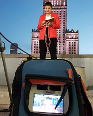 Prause offers LiveU transmissions from Poland.