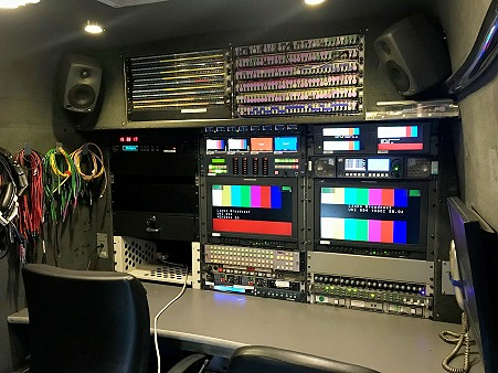 SNG satellite truck for sale in UK. Contact Links Broadcast.