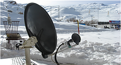 Shiva Rasaneh offers SNG satellite production in Tehran, Iran.