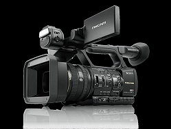 Sony expands NXCAM line of professional HD camcorders.