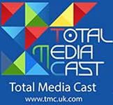 Total Media Cast logo