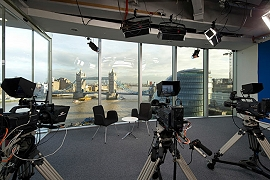 Trickbox TV provides live TV studio for mayoral elections in London.