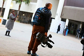 eNCA is using LiveU's video transmission solution for TV newsgathering.