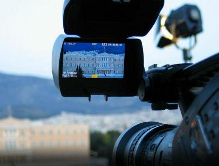Athens Live Studios: TV broadcast studio in Athens Greece