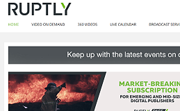 Ruptly news agency introduces new video subscription model.